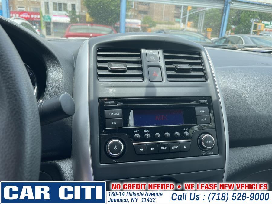 Used Nissan Versa Sedan SV CVT 2017 | Car Citi. Jamaica, New York