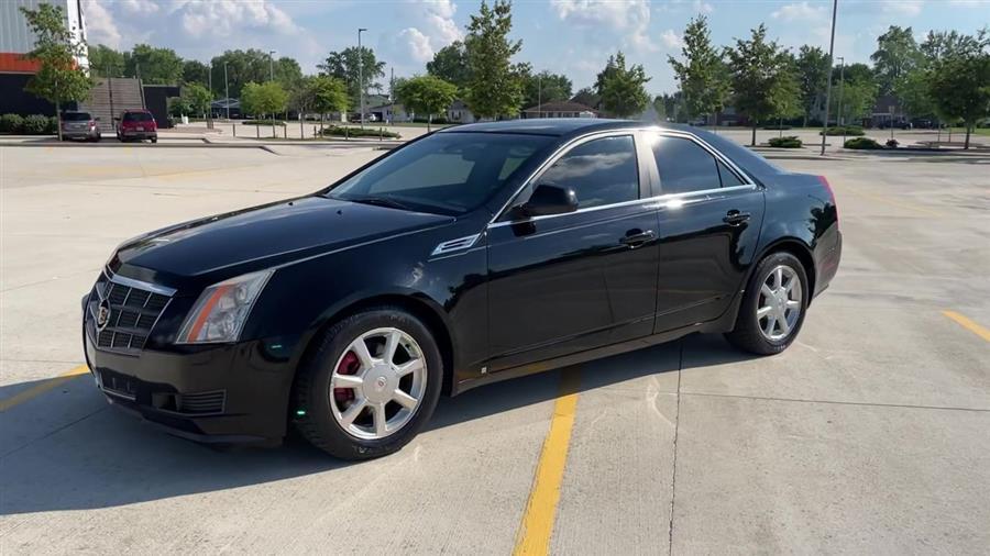 Used Cadillac CTS 4dr Sdn AWD w/1SA 2008 | Josh's All Under Ten LLC. Elida, Ohio