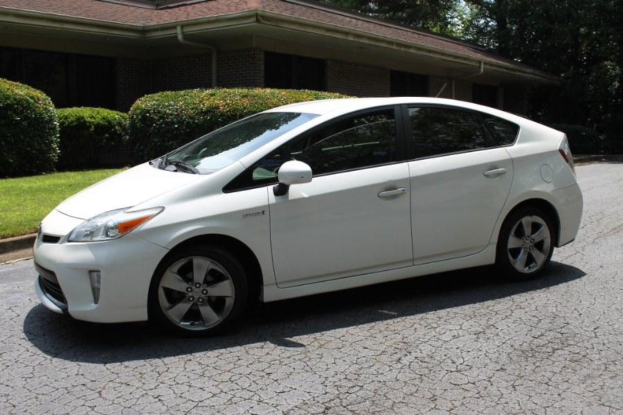 Used Toyota Prius 5dr HB Persona (Natl) 2013 | HHH Auto Sales LLC. Marietta, Georgia