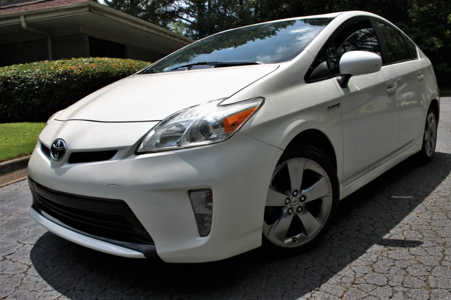 Used Toyota Prius 5dr HB Persona (Natl) 2013   HHH Auto Sales LLC. Marietta, Georgia