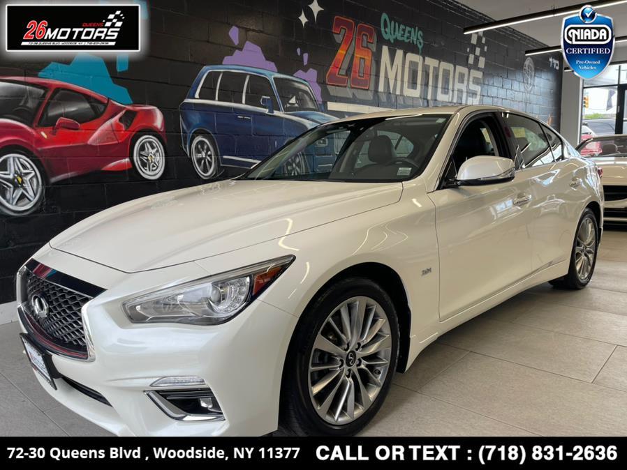 Used 2019 INFINITI Q50 in Woodside, New York | 26 Motors Queens. Woodside, New York