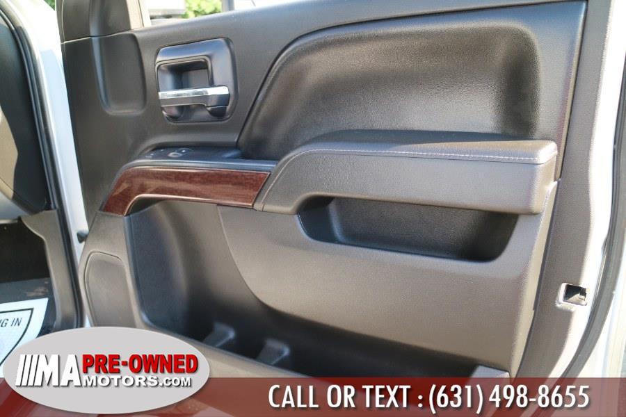 "Used GMC Sierra 2500HD 4WD Double Cab 144.2"" SLE 2015 | M & A Motors. Huntington, New York"