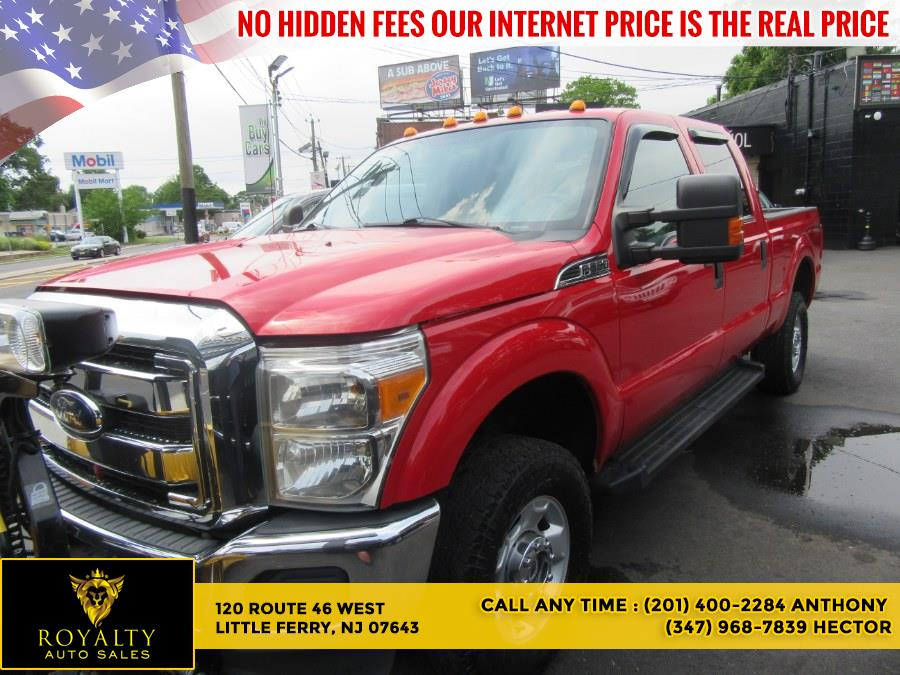 """Used Ford Super Duty F-350 SRW 4WD Crew Cab 156"""" XLT 2012 
