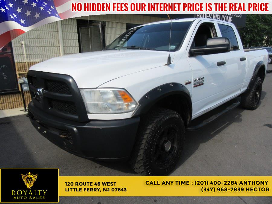 """Used Ram 2500 4WD Crew Cab 149"""" Tradesman 2014 
