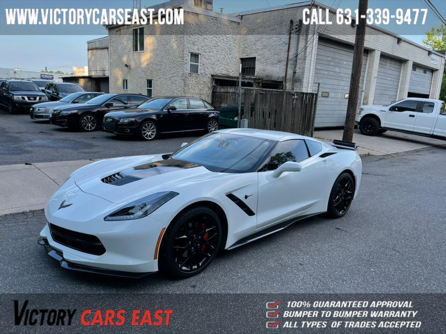 Used Chevrolet Corvette 2dr Stingray Cpe w/1LT 2019   Victory Cars East LLC. Huntington, New York