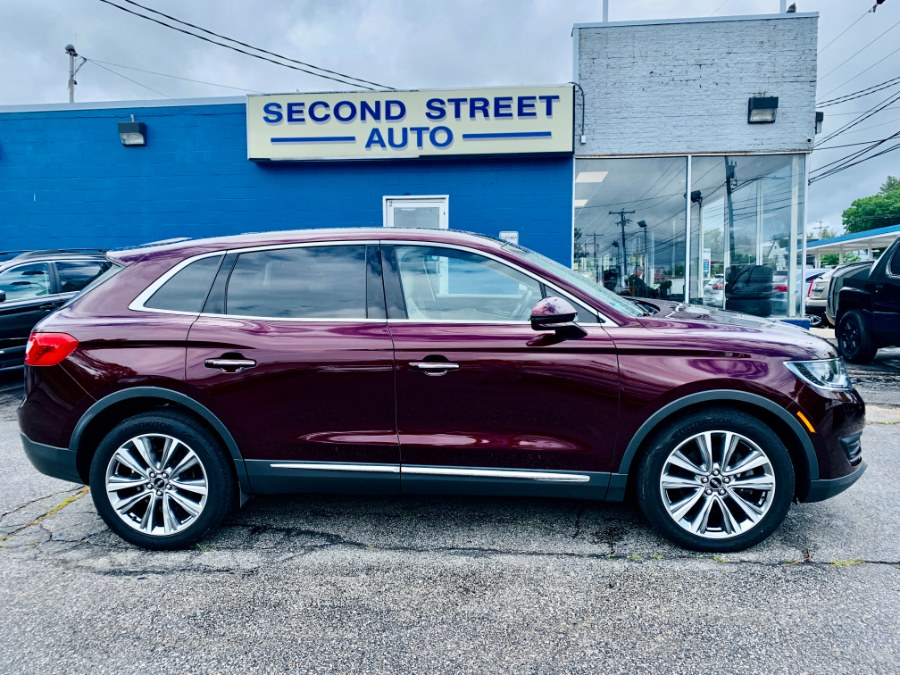 Used 2017 Lincoln Mkx in Manchester, New Hampshire | Second Street Auto Sales Inc. Manchester, New Hampshire