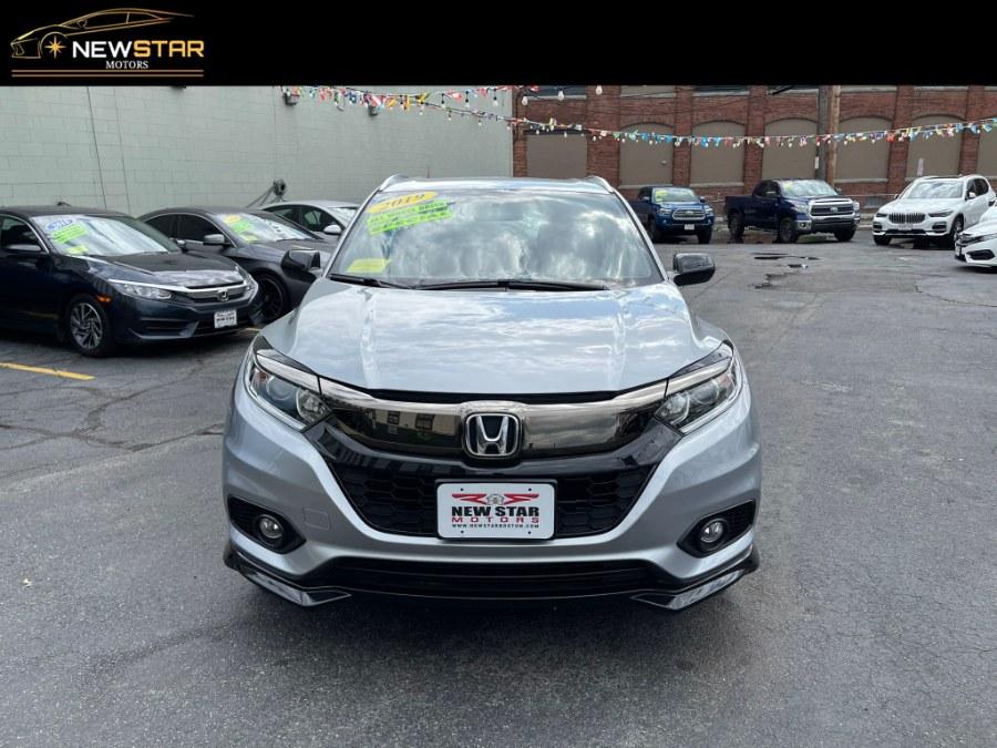 Used Honda HR-V Sport AWD CVT 2019 | New Star Motors. Chelsea, Massachusetts