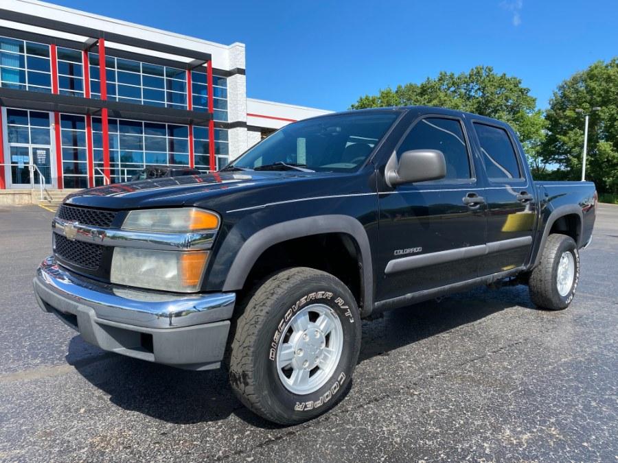 "Used Chevrolet Colorado Crew Cab 126.0"" WB 4WD 1SB LS Z85 2004 | Marsh Auto Sales LLC. Ortonville, Michigan"