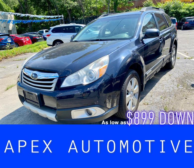 Used Subaru Outback 4dr Wgn H6 Auto 3.6R Limited 2012 | Apex  Automotive. Waterbury, Connecticut