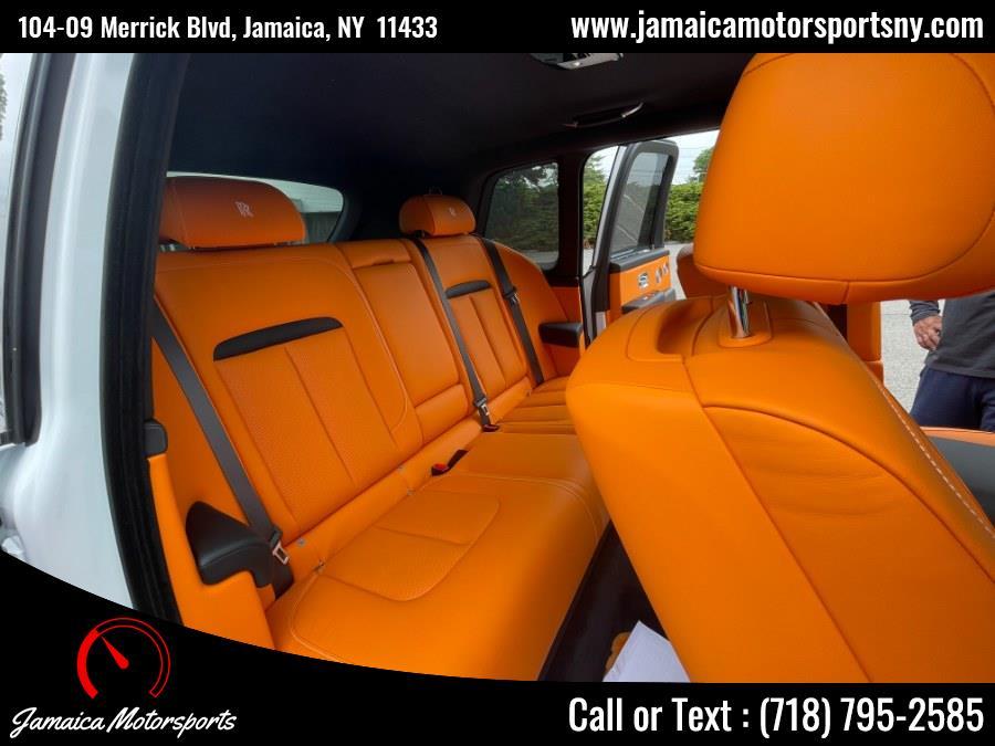 Used Rolls-Royce Cullinan Sport Utility 2021   Jamaica Motor Sports . Jamaica, New York