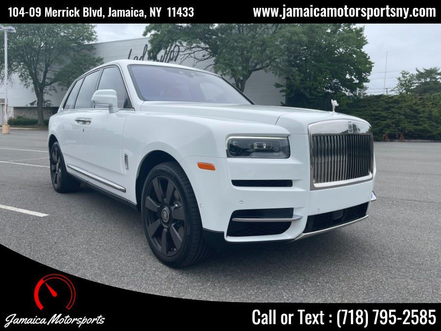 Used 2021 Rolls-Royce Cullinan in Jamaica, New York | Jamaica Motor Sports . Jamaica, New York