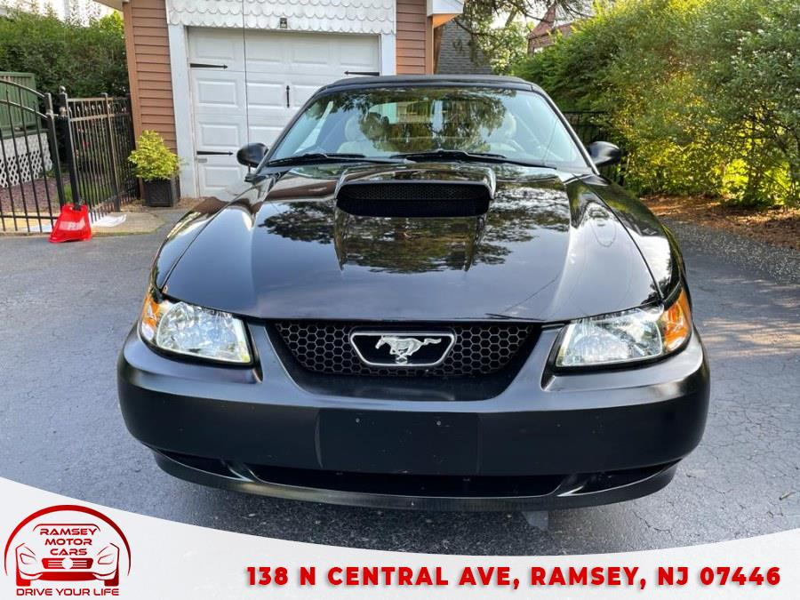 Used Ford Mustang 2dr Conv GT Deluxe 2003 | Ramsey Motor Cars Inc. Ramsey, New Jersey