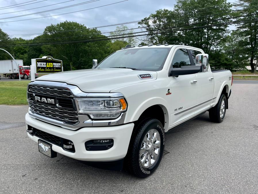 """Used Ram 2500 Limited 4x4 Crew Cab 6''4"""" Box 2020 
