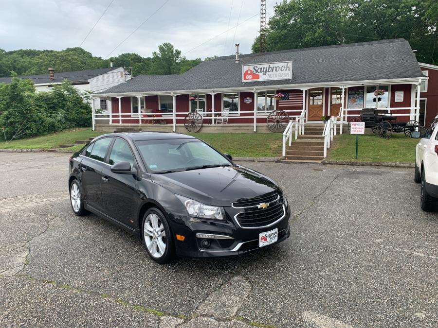 Used 2015 Chevrolet Cruze in Old Saybrook, Connecticut | Saybrook Auto Barn. Old Saybrook, Connecticut