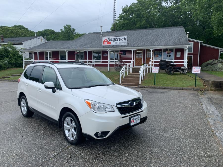 Used 2014 Subaru Forester in Old Saybrook, Connecticut | Saybrook Auto Barn. Old Saybrook, Connecticut