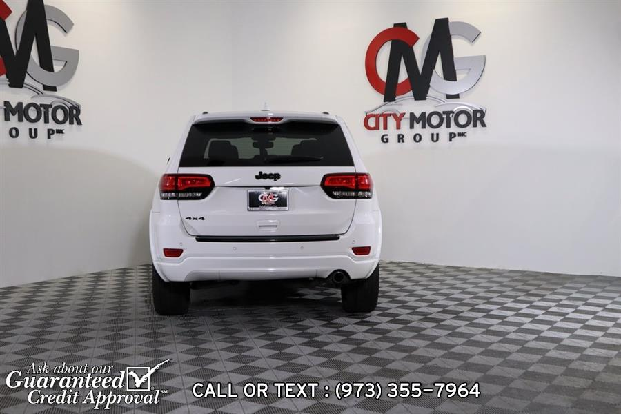Used Jeep Grand Cherokee Altitude 2017 | City Motor Group Inc.. Haskell, New Jersey