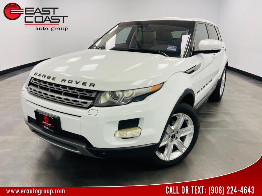 Used Land Rover Range Rover Evoque 5dr HB Pure Premium 2012   East Coast Auto Group. Linden, New Jersey