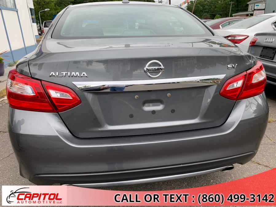 Used Nissan Altima 2017.5 2.5 S Sedan 2017 | Capitol Automotive 2 LLC. Manchester, Connecticut