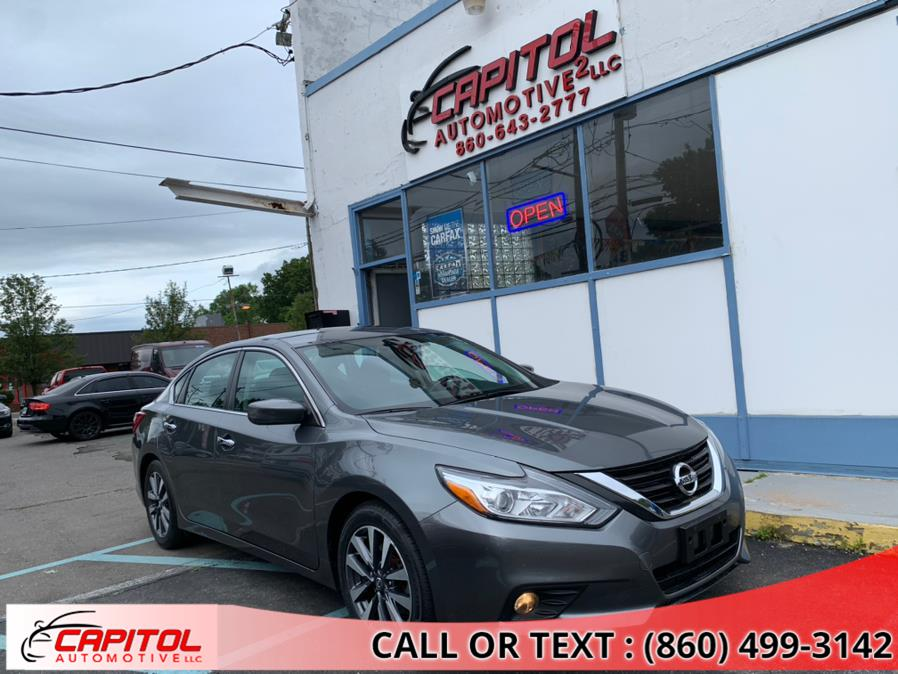 Used 2017 Nissan Altima in Manchester, Connecticut | Capitol Automotive 2 LLC. Manchester, Connecticut