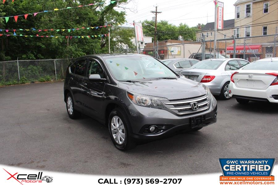 Used 2013 Honda CR-V EX in Paterson, New Jersey | Xcell Motors LLC. Paterson, New Jersey