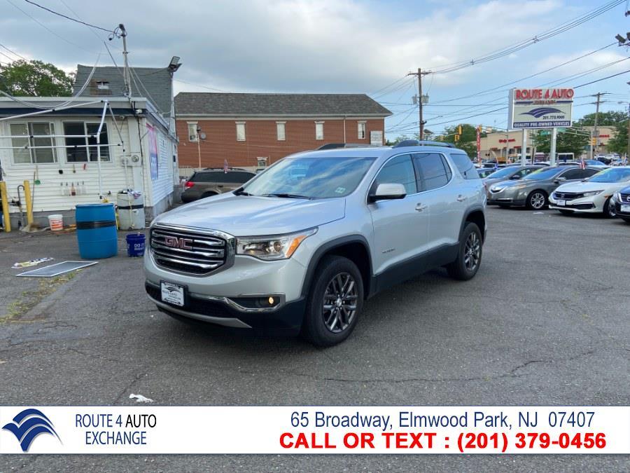 Used GMC Acadia AWD 4dr SLT w/SLT-1 2019   Route 4 Auto Exchange. Elmwood Park, New Jersey