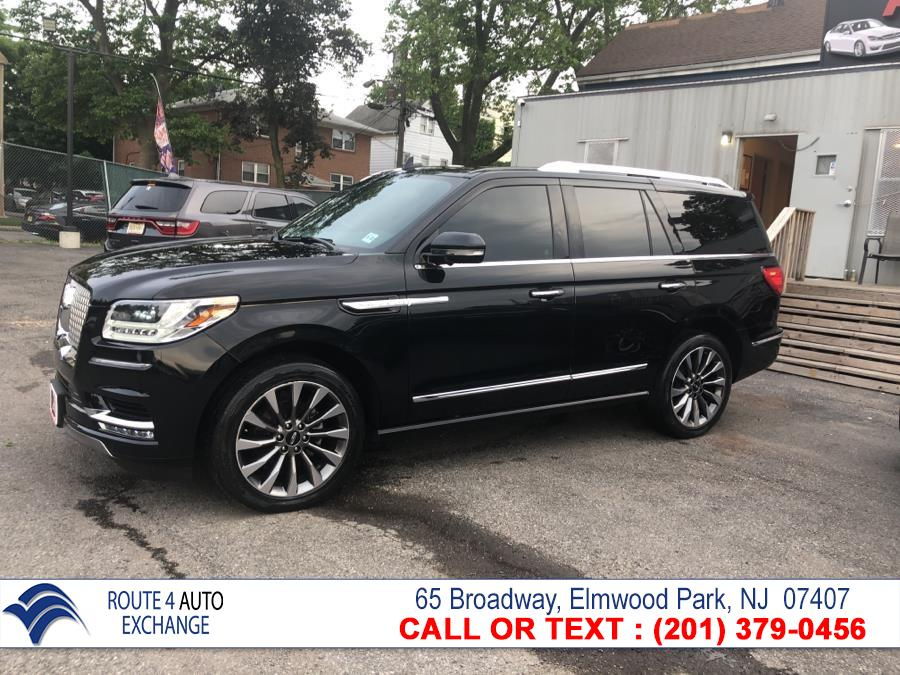 Used Lincoln Navigator 4x4 Select 2018 | Route 4 Auto Exchange. Elmwood Park, New Jersey