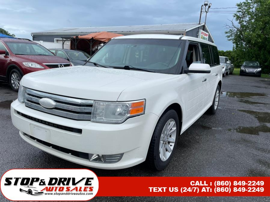 Used 2012 Ford Flex in East Windsor, Connecticut | Stop & Drive Auto Sales. East Windsor, Connecticut