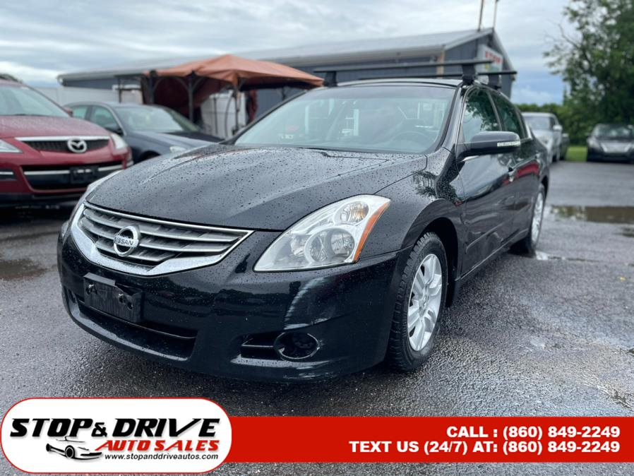 Used 2011 Nissan Altima in East Windsor, Connecticut   Stop & Drive Auto Sales. East Windsor, Connecticut