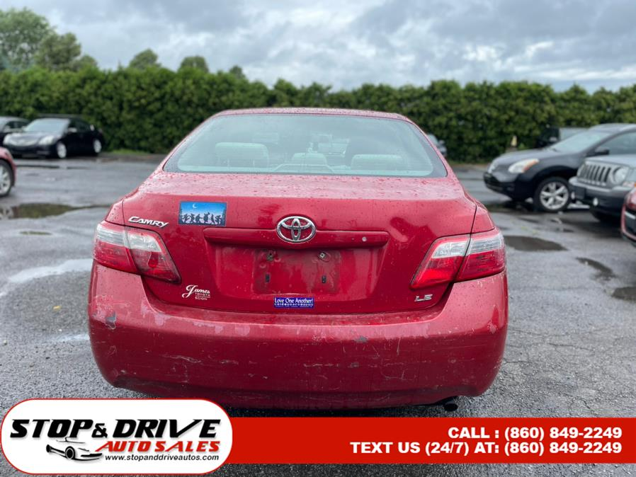 Used Toyota Camry 4dr Sdn I4 Auto (Natl) 2009   Stop & Drive Auto Sales. East Windsor, Connecticut