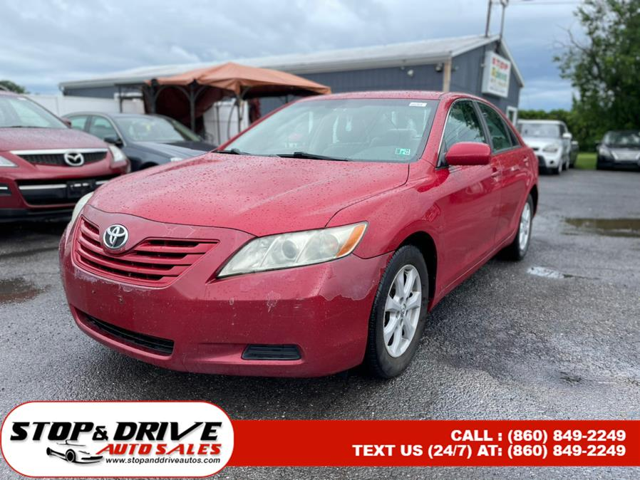 Used 2009 Toyota Camry in East Windsor, Connecticut | Stop & Drive Auto Sales. East Windsor, Connecticut
