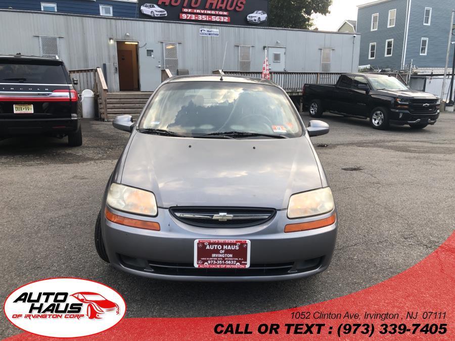 Used 2007 Chevrolet Aveo in Irvington , New Jersey | Auto Haus of Irvington Corp. Irvington , New Jersey