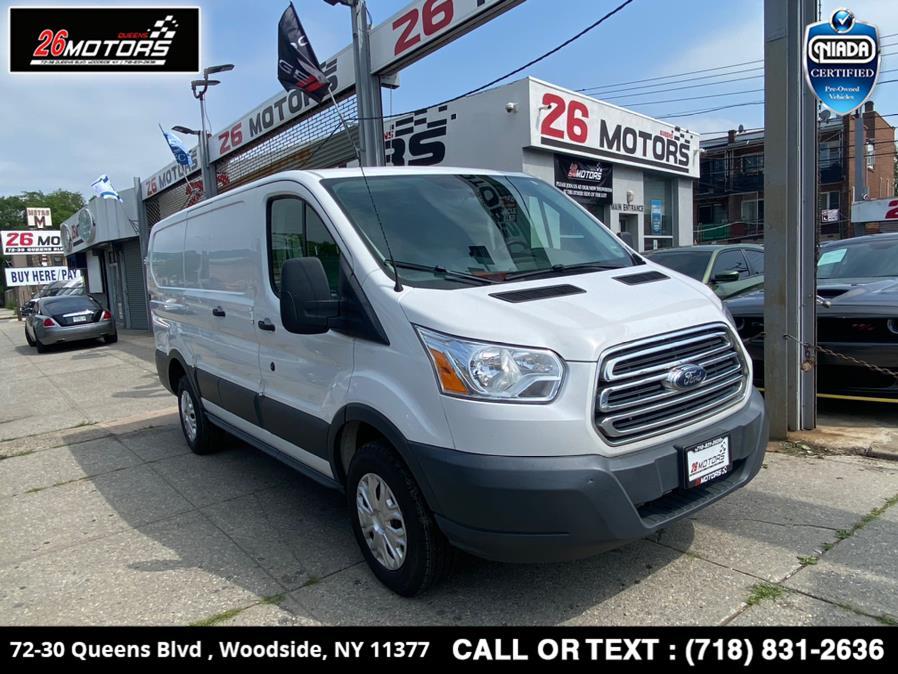 Used 2015 Ford Transit Cargo Van in Woodside, New York | 26 Motors Queens. Woodside, New York