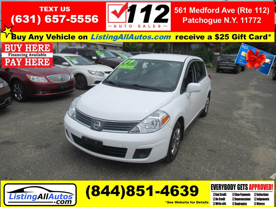 Used 2009 Nissan Versa in Patchogue, New York | www.ListingAllAutos.com. Patchogue, New York