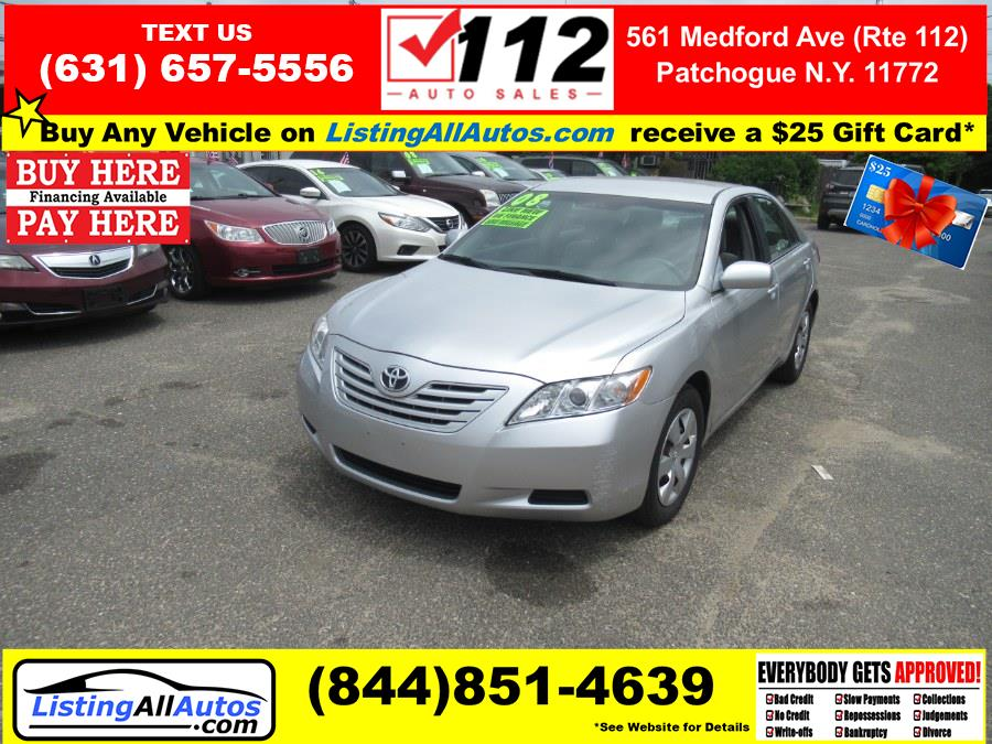 Used 2008 Toyota Camry in Patchogue, New York   www.ListingAllAutos.com. Patchogue, New York