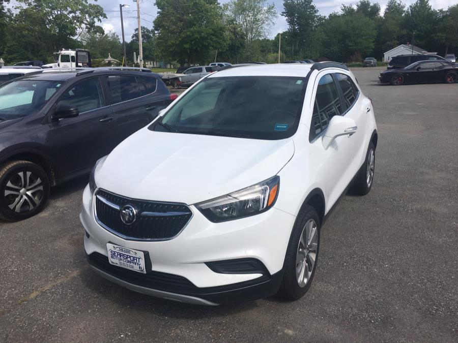 Used Buick Encore AWD 4dr Preferred 2019   Rockland Motor Company. Rockland, Maine