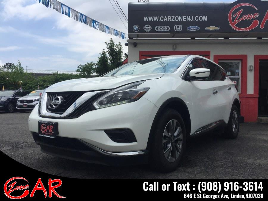 Used Nissan Murano AWD S 2018 | Car Zone. Linden, New Jersey