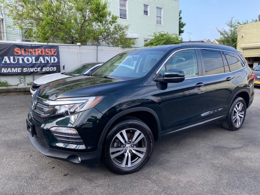 Used 2018 Honda Pilot in Jamaica, New York | Sunrise Autoland. Jamaica, New York