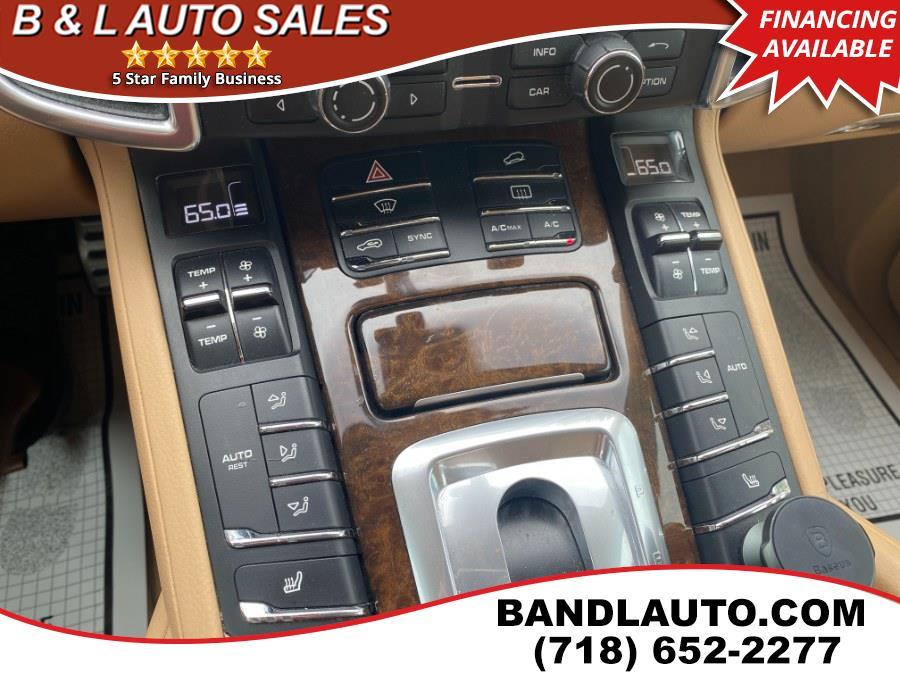 Used Porsche Cayenne AWD 4dr S 2014 | B & L Auto Sales LLC. Bronx, New York