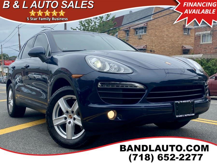 Used 2014 Porsche Cayenne in Bronx, New York | B & L Auto Sales LLC. Bronx, New York