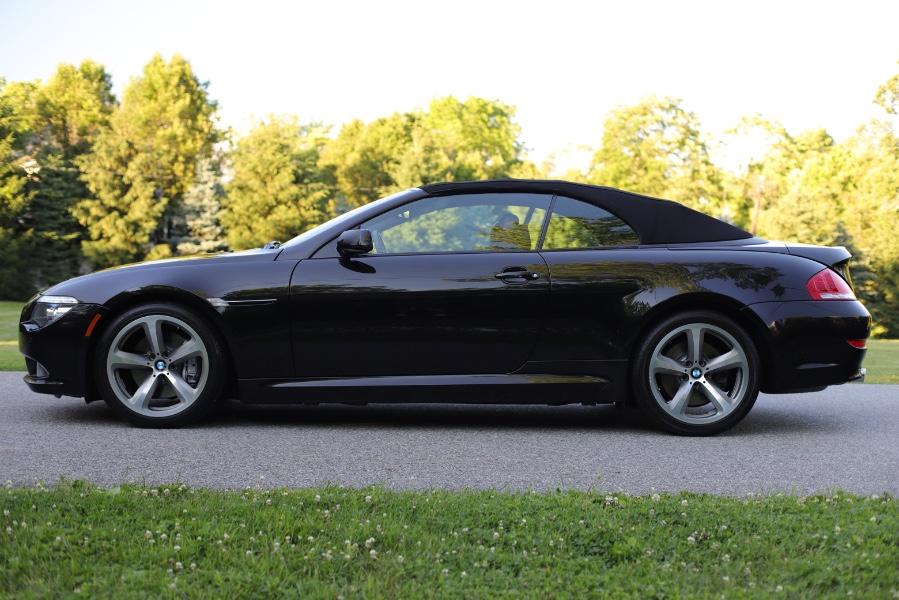 Used BMW 6 Series 2dr Conv 650i 2008   Meccanic Shop North Inc. North Salem, New York