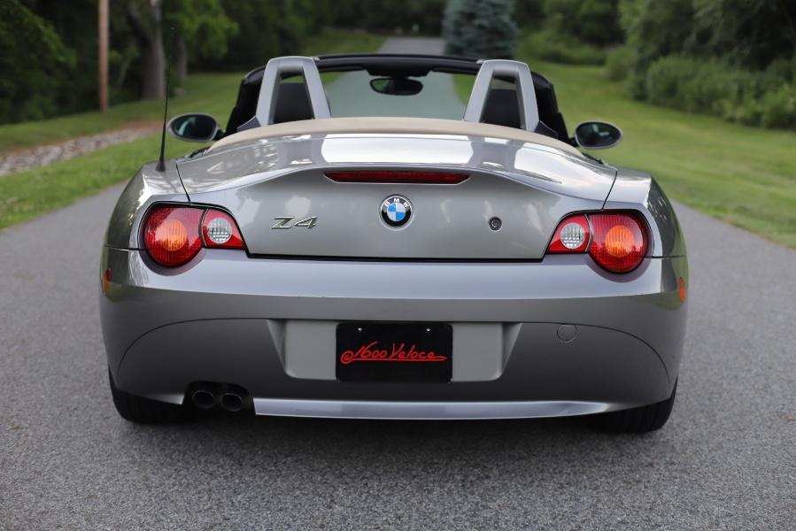 Used BMW Z4 Z4 2dr Roadster 2.5i 2003   Meccanic Shop North Inc. North Salem, New York