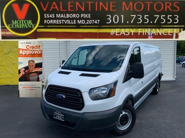 Used Ford Transit Van  2017 | Valentine Motor Company. Forestville, Maryland