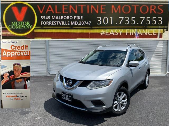Used Nissan Rogue SV 2015 | Valentine Motor Company. Forestville, Maryland
