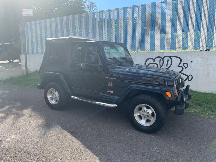 Used Jeep Wrangler 2dr Sahara 2002 | Sylhet Motors Inc.. Jamaica, New York
