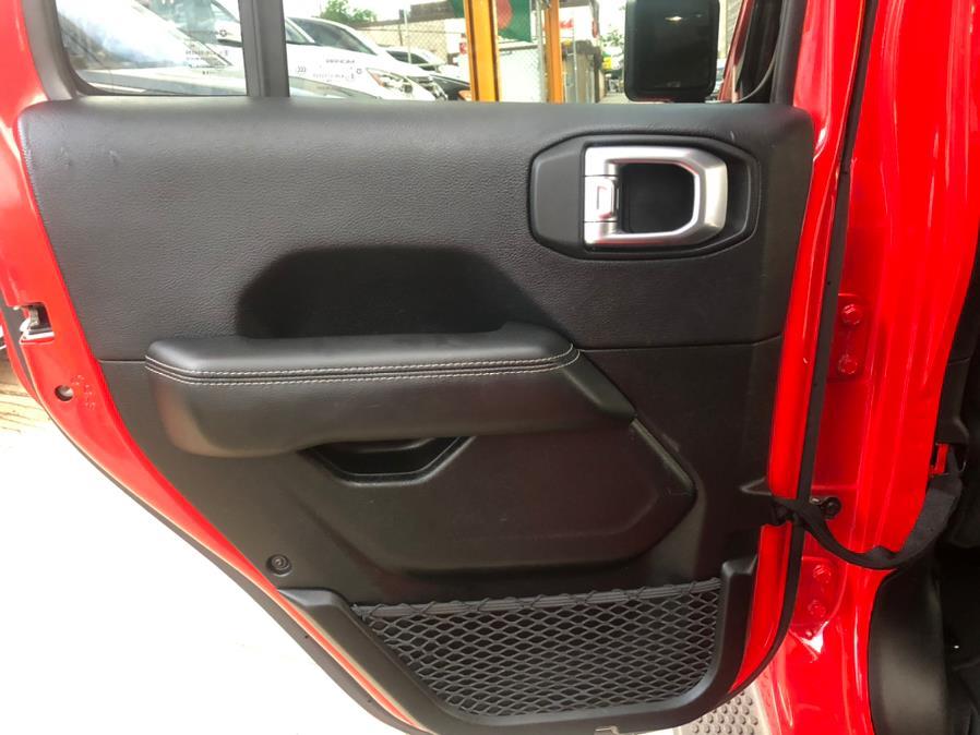 Used Jeep Wrangler Unlimited Sahara 4x4 2018 | Sylhet Motors Inc.. Jamaica, New York