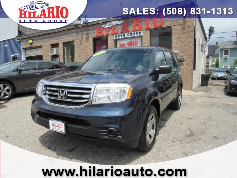 Used 2012 Honda Pilot in Worcester, Massachusetts | Hilario's Auto Sales Inc.. Worcester, Massachusetts