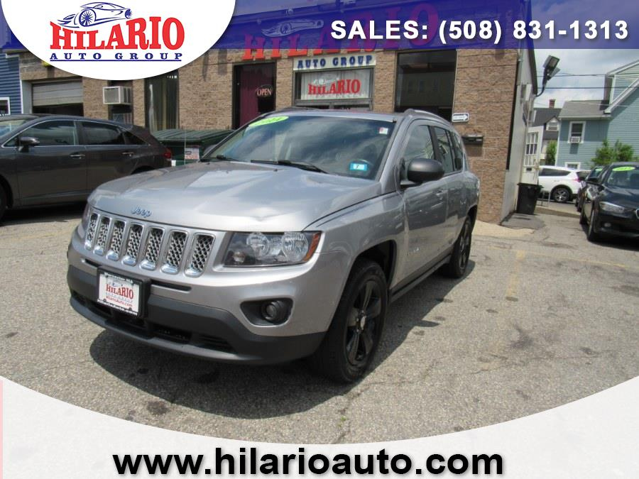 Used 2014 Jeep Compass in Worcester, Massachusetts | Hilario's Auto Sales Inc.. Worcester, Massachusetts
