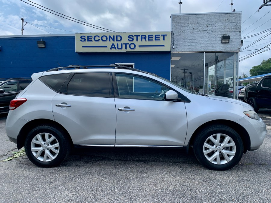 Used 2011 Nissan Murano in Manchester, New Hampshire | Second Street Auto Sales Inc. Manchester, New Hampshire