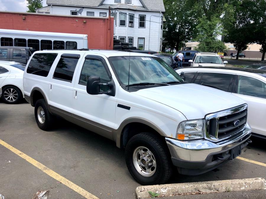 Used 2000 Ford Excursion in New Haven, Connecticut | Primetime Auto Sales and Repair. New Haven, Connecticut