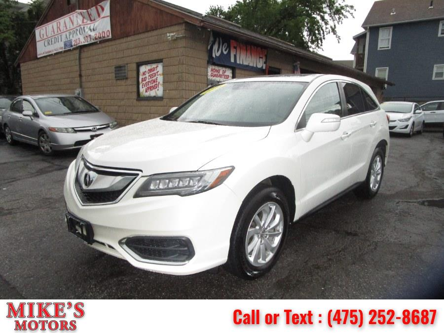 Used 2016 Acura RDX in Stratford, Connecticut | Mike's Motors LLC. Stratford, Connecticut